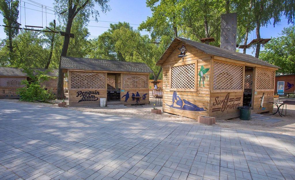 барбекю зона гриль кафе беедки киев парк дружбы народов