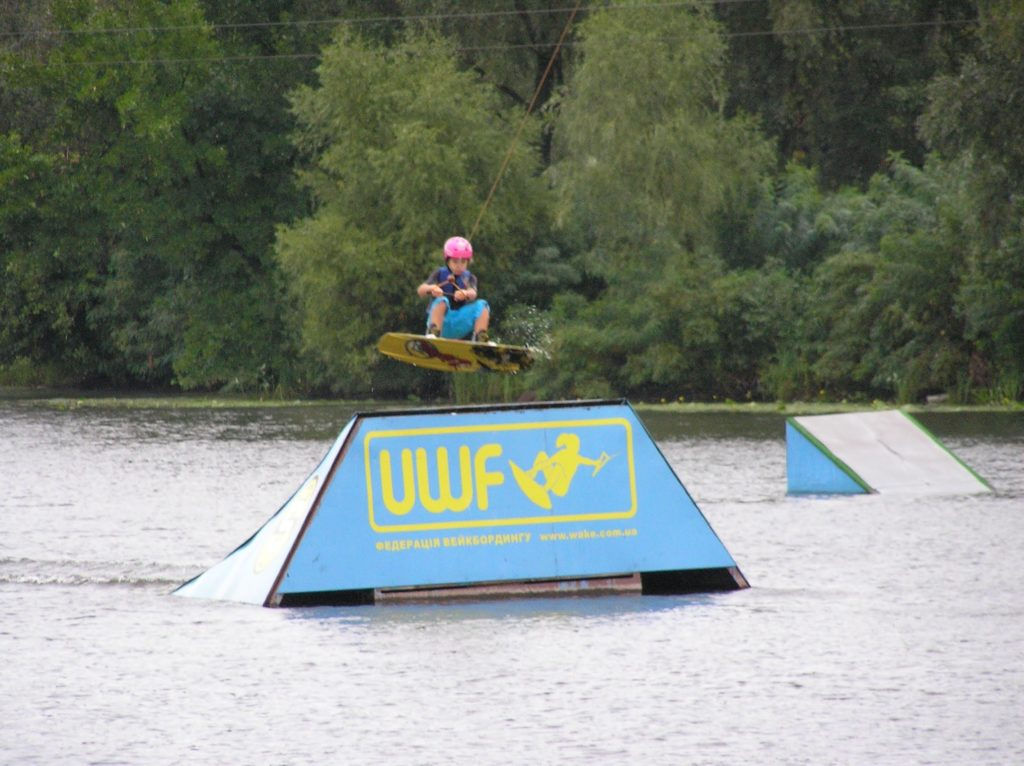 ukraine open cable 2007 киев парк дружбы народов xpark