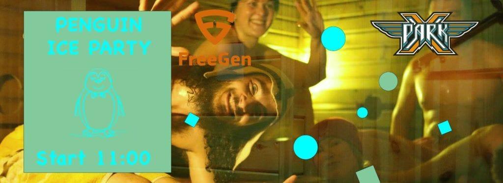 моржиFest крещение xpark 19.01 прорубь нудисты в бане
