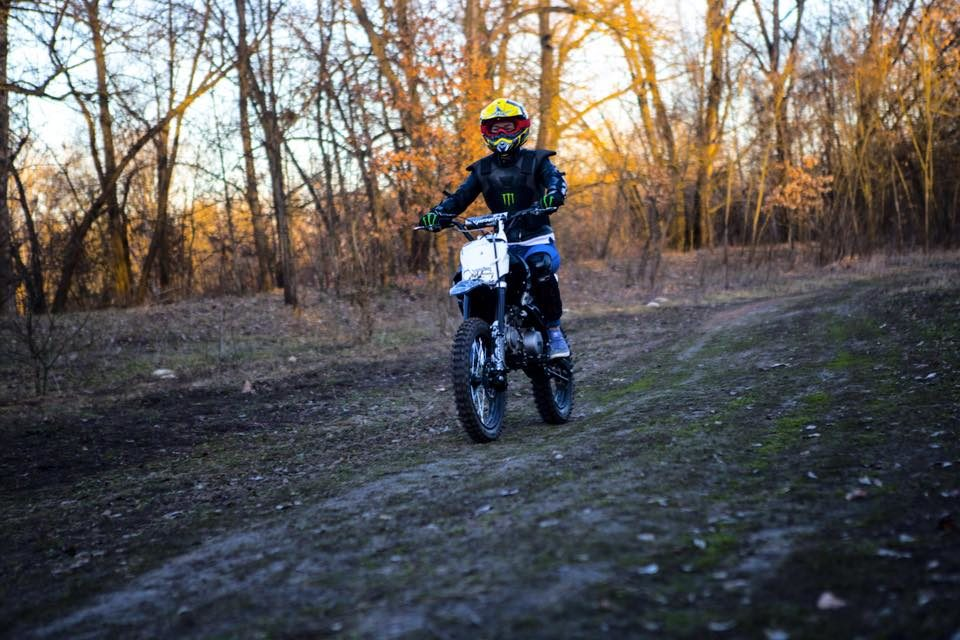 пит байк питбайк pitbike прокат xpark мотокросс