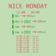 Nice-monday wake wakebording
