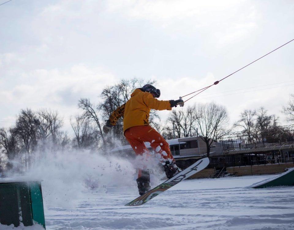 сноукейбл xpark сноуборд лыжи киев