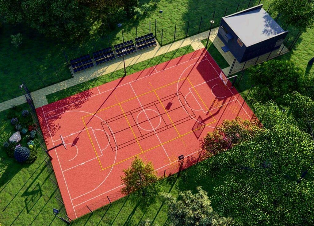 баскетбол киев Икспарк Xpark x-park